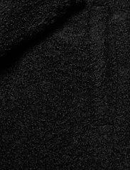 Ganni - Boucle Wool - uldfrakker - black - 4