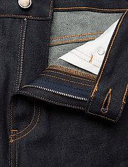 Ganni - Raw Denim - slim jeans - indigo - 3