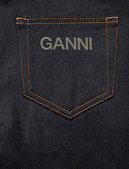 Ganni - Raw Denim - slim jeans - indigo - 4
