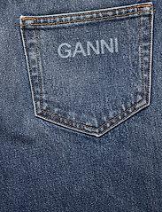 Ganni - Washed Denim - straight regular - denim - 4