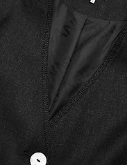 Ganni - Wool Suiting - knitted vests - phantom - 4