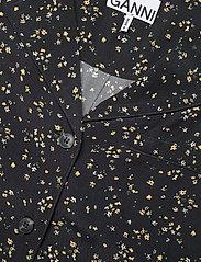 Ganni - Shirt - langærmede skjorter - black - 2