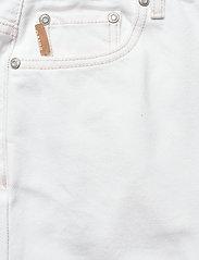 Ganni - Classic Denim - brede jeans - bright white - 2