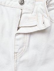 Ganni - Classic Denim - brede jeans - bright white - 3