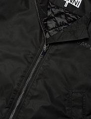Ganni - Outerwear Nylon - bomber jakker - black - 3