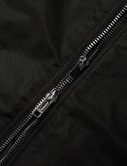 Ganni - Outerwear Nylon - bomber jakker - black - 4