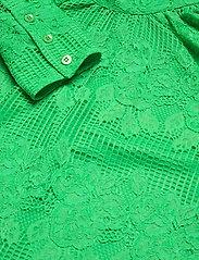 Ganni - Lace - sommerkjoler - kelly green - 2
