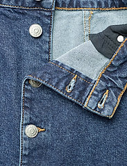 Ganni - Midi Skirt - denimnederdele - medium indigo - 3