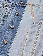 Ganni - Overwashed Denim - denimjakker - denim - 3