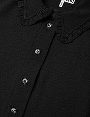 Ganni - Mini Dress - hverdagskjoler - black - 2
