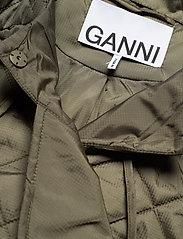 Ganni - Coat - quiltede jakker - kalamata - 2