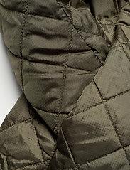 Ganni - Coat - quiltede jakker - kalamata - 4