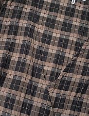 Ganni - Wrap Dress - hverdagskjoler - fossil - 2