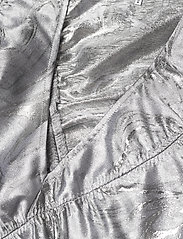 Ganni - Shiny Jacquard - bodycon dresses - sharkskin - 2