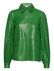 Shirt - KELLY GREEN
