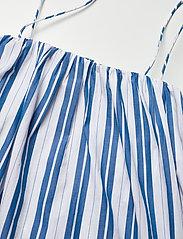 Ganni - Stripe Cotton - sommerkjoler - daphne - 2