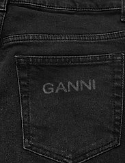 Ganni - Comfort Stretch - straight regular - black - 4