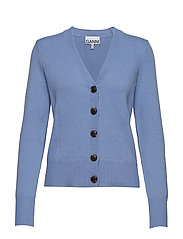 Wool Knit - FOREVER BLUE