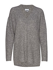 Soft Wool Knit - PALOMA MELANGE