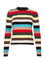 Cashmere Knit - MULTICOLOUR