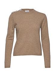 Cashmere Knit - TANNIN