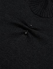 Ganni - Wool Knit - turtlenecks - phantom - 2