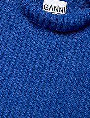 Ganni - Rib Knit - strikveste - daphne - 2