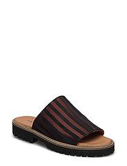 Odette Sandals - BLACK