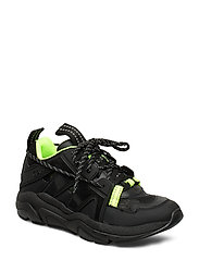 Tech Sneakers - BLACK