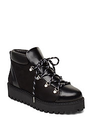 Ganni Winter City Boots - BLACK