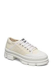 Hybrid Sneakers - EGRET
