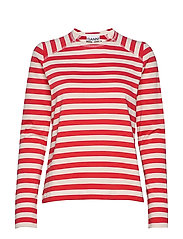 Striped Cotton Jersey - LOLLIPOP