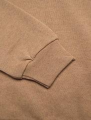 Ganni - Isoli - sweatshirts & hoodies - tannin - 4