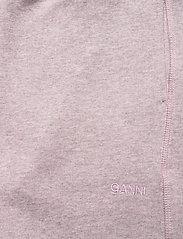 Ganni - Isoli - sweatpants - pale lilac - 3