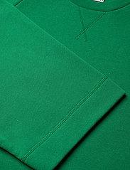 Ganni - Isoli - sweatshirts & hættetrøjer - kelly green - 2