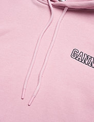 Ganni - Software Isoli - sweatshirts & hoodies - sweet lilac - 4