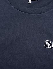 Ganni - Thin Software Jersey - t-shirts - sky captain - 2