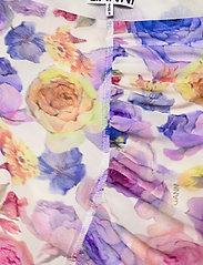 Ganni - Printed Mesh - summer dresses - multicolour - 2