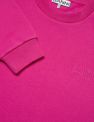 Ganni - Software Isoli - sweatshirts & hoodies - shocking pink - 2