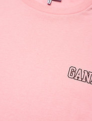 Ganni - Thin Software Jersey - t-shirts - sweet lilac - 2