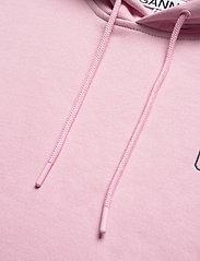 Ganni - Software Isoli - sweatshirts & hættetrøjer - sweet lilac - 4