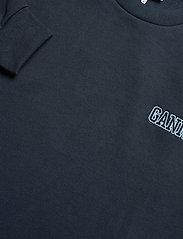 Ganni - Software Isoli - sweatshirts & hoodies - sky captain - 2