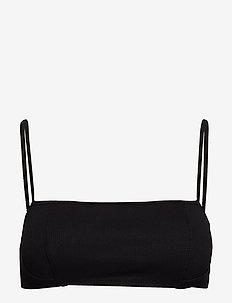 Textured Swimwear - BLACK