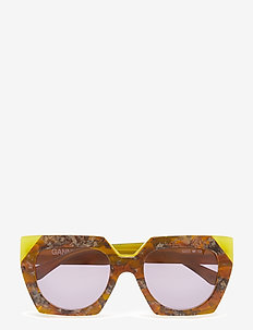 Double Layered Sunglasses - MAIZE