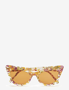 Cat-Eye Sunglasses - MAIZE