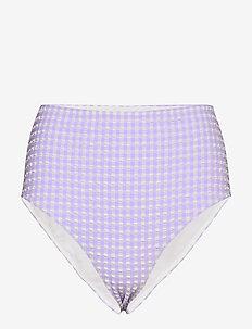 Seersucker Swimwear - bikinitrosor - vapor blue
