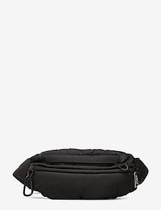 Tech Fabric Fanny Pack - BLACK