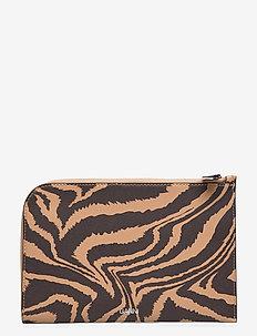 Pouch - plånböcker - tannin