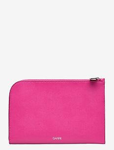 Pouch - plånböcker - shocking pink