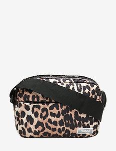 Tech Fabric Bag - LEOPARD